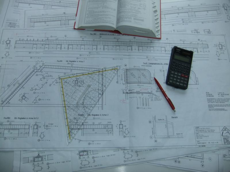 Statische Planung von Häusern und Gebäuden im Oberbergischen Kreis